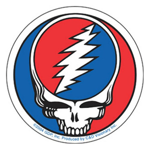 Grateful Dead Steal Your Face Sticker