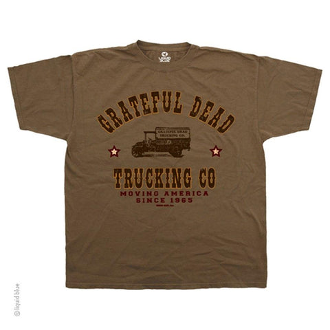 Grateful Dead Truckin Men's T-shirt