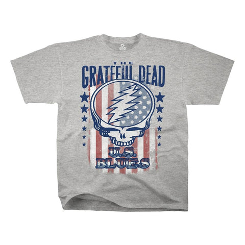 Grateful Dead U.S. Blues Men's T-Shirt