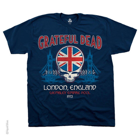 Grateful Dead Wembley Empire Pool Men's T-shirt
