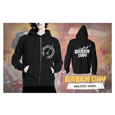 Green Day Molotov Men's Hoodie