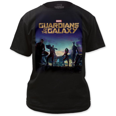Guardians Of The Galaxy Poster Men's T-Shirt