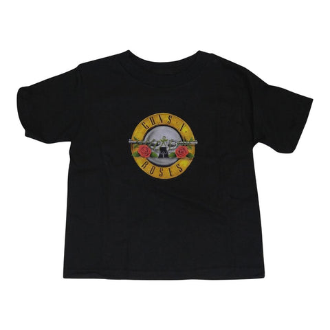 Guns N Roses Bullet Logo Toddler T-Shirt
