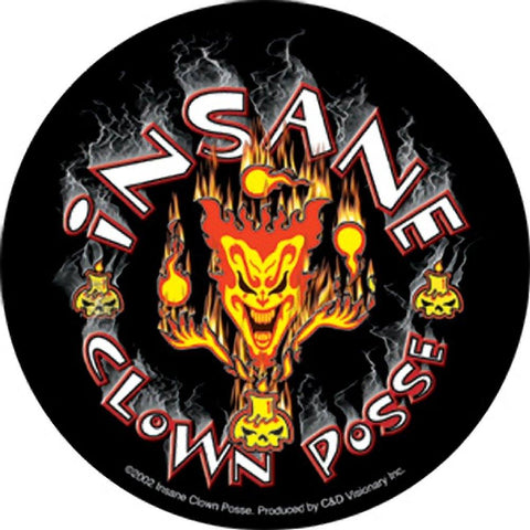 Insane Clown Posse Clown Sticker