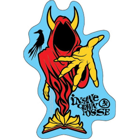 Insane Clown Posse Ghost Sticker