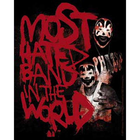 Insane Clown Posse Hated Sticker