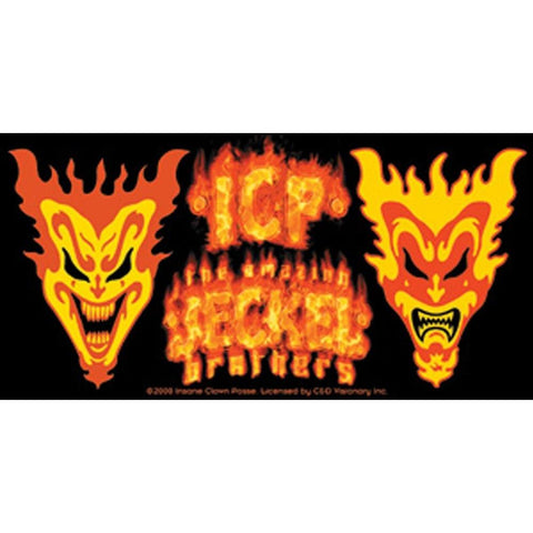 Insane Clown Posse Jeckel Brothers Sticker