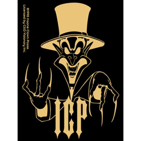 Insane Clown Posse Ringmaster Sticker