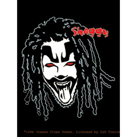 Insane Clown Posse Shaggy Sticker
