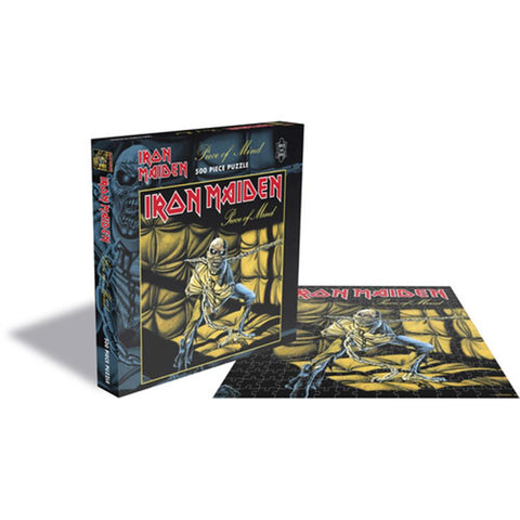 Iron Maiden Piece Of Mind (500Pc Jigsaw Puzzle)