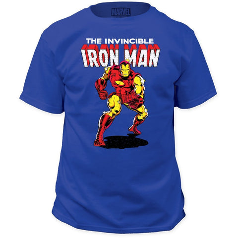 Iron Man Invincible Men's T-Shirt
