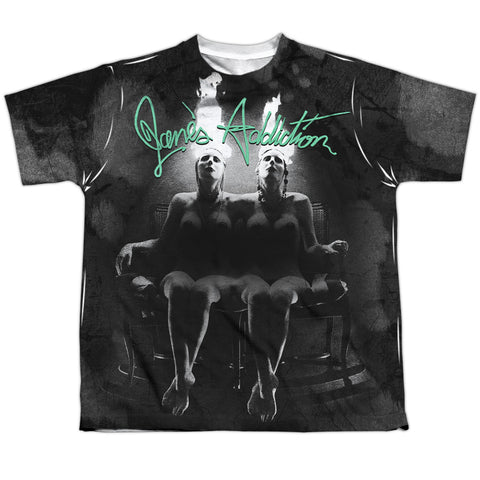 Jane's Addiction Special Order Nothings Shocking Youth Regular Fit 100% Polyester Short-Sleeve T-Shirt