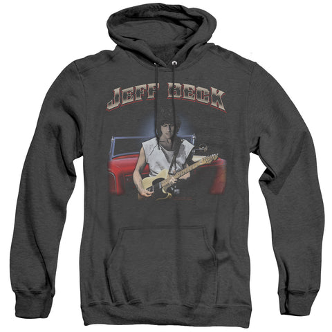 Jeff Beck Jeffs Hotrod Men's Pull-Over Hoodie