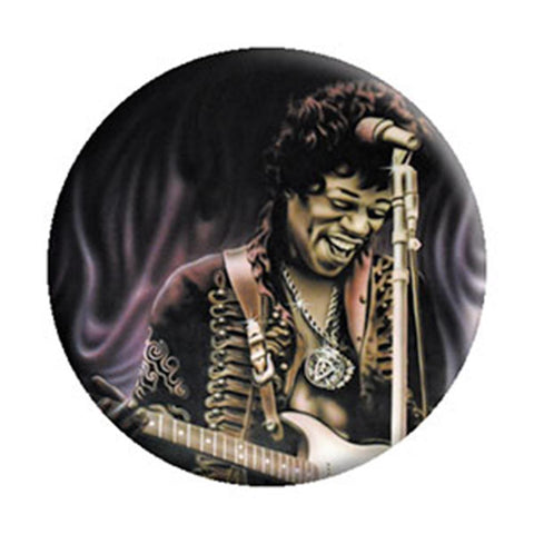 Jimi Hendrix Jams Button