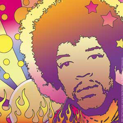 Jimi Hendrix POP 1 Sticker