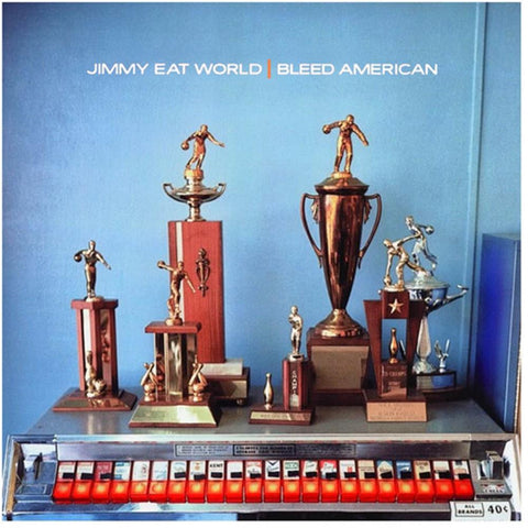 Jimmy Eat World - Bleed American - Vinyl LP