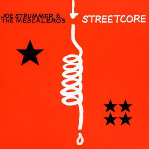 Joe Strummer And The Mescaleros - Streetcore - Vinyl LP