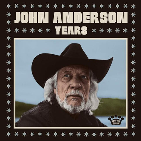 John Anderson - Years - Vinyl LP