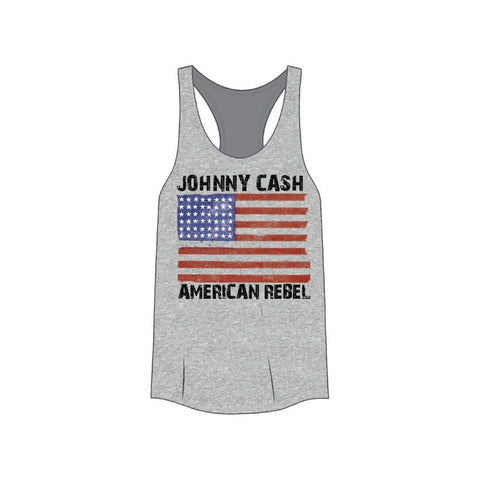 Johnny Cash American Rebel Women's T-Shirt