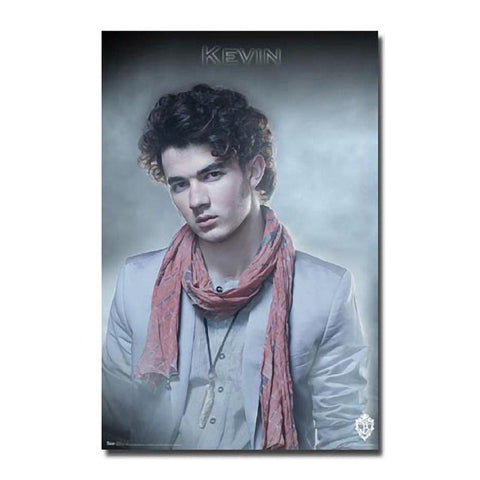 Jonas Brothers Kevin Wall Poster