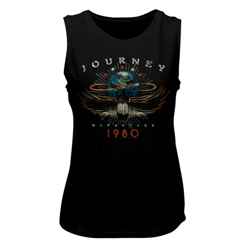 Journey Special Order 1980 Ladies Muscle Tank