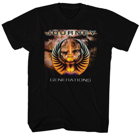 Journey Custom Generations Adult T-Shirt