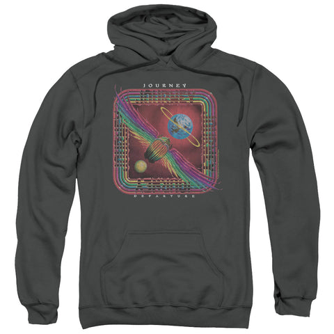 Journey Special Order Departure Men's Pull-Over 75% Cotton 25% Poly Hoodie