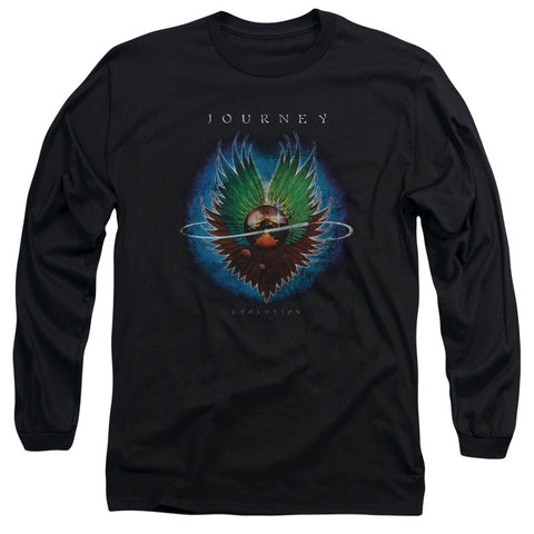 Journey Special Order Evolution Men's 18/1 Long Sleeve 100% Cotton T-Shirt