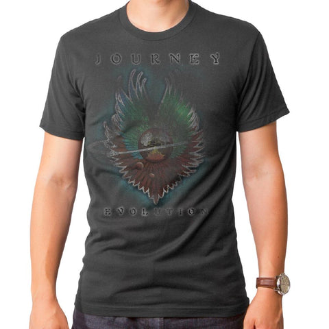 Journey Evolution Relic Men's Premium Soft T-Shirt