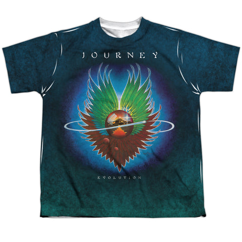 Journey Special Order Evolution Sub Youth Regular Fit 100% Polyester Short-Sleeve T-Shirt