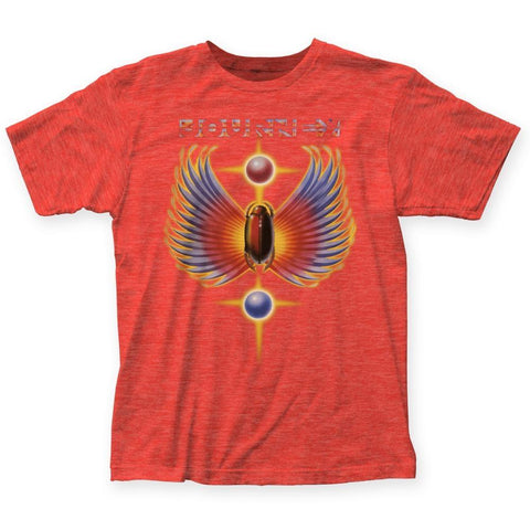 Journey Hits Fitted Men's T-Shirt