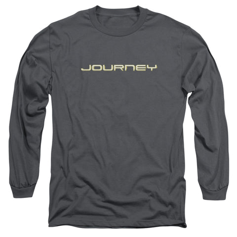 Journey Special Order Logo Men's 18/1 Long Sleeve 100% Cotton T-Shirt
