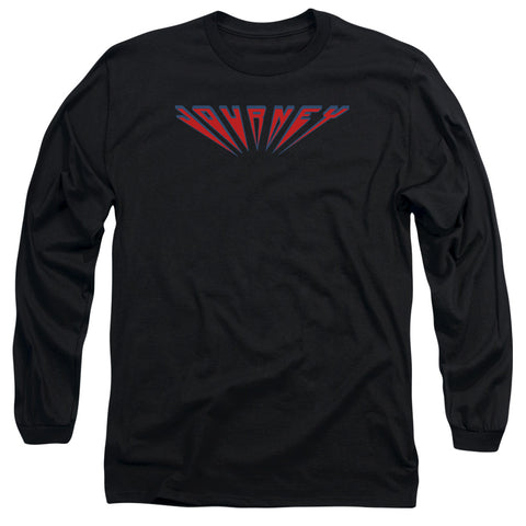 Journey Special Order Perspective Logo Men's 18/1 Long Sleeve 100% Cotton T-Shirt