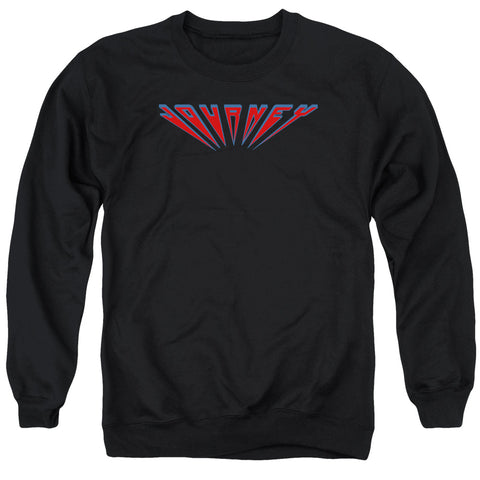 Journey Special Order Perspective Logo Men's Crewneck 50% Cotton 50% Poly Long-Sleeve Sweatshirt