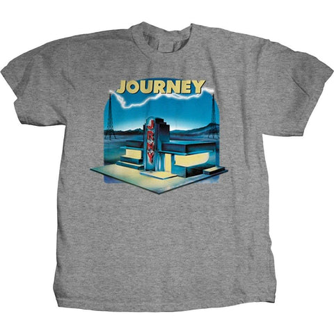 Journey Raised On Radio Men's T-Shirt