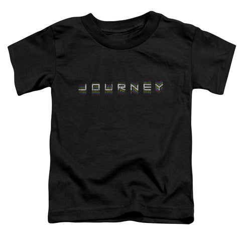 Journey Special Order Repeat Logo Toddler 18/1 100% Cotton Short-Sleeve T-Shirt