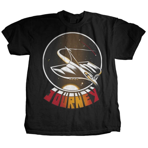 Journey Spaceship Men's T-Shirt