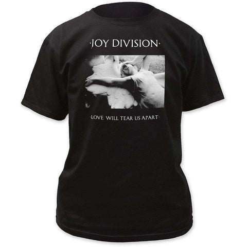 Joy Division Love Will Tear Us Apart Men's T-Shirt