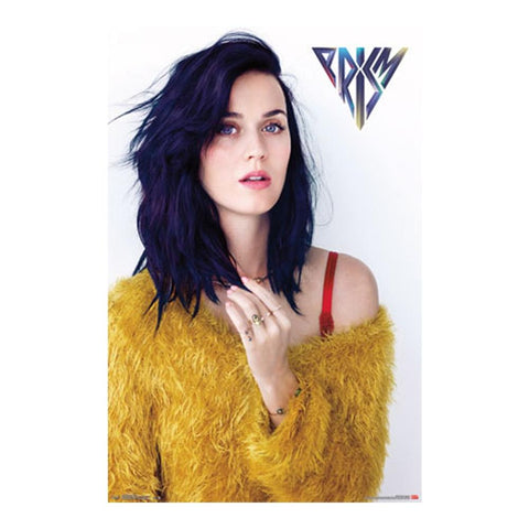 Katy Perry Prism Portait Poster