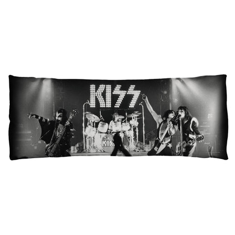 KISS Special Order Staged Body Pillow - 100% Microfiber (printed both sides)