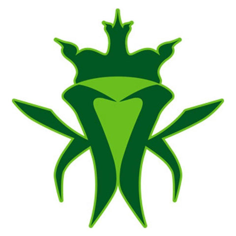 Kottonmouth Kings Icon Embroidered Patch