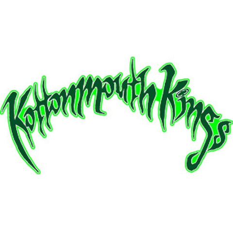 Kottonmouth Kings Logo Embroidered Patch