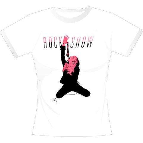 Lady Gaga Rock Show Women's T-Shirt