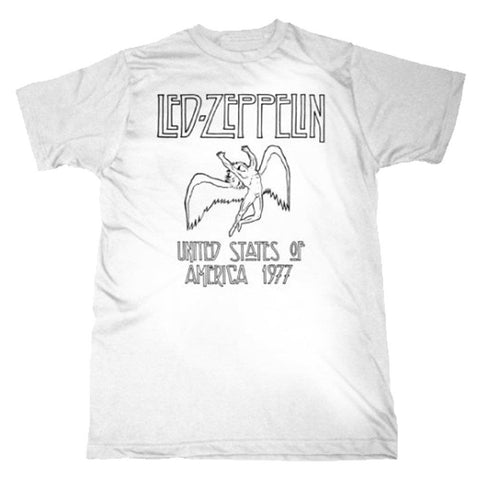 Led Zeppelin Icarus Men's T-Shirt