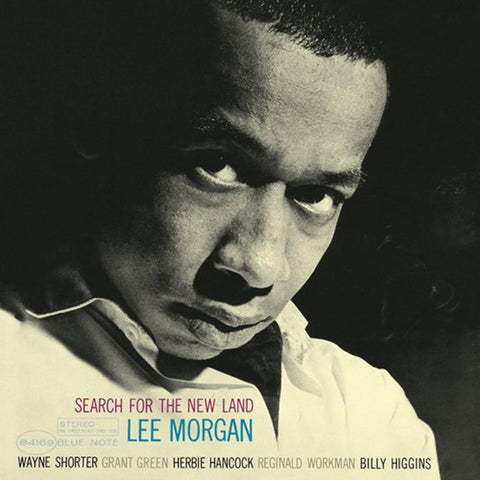 Lee Morgan - Search For The New Land - Vinyl LP