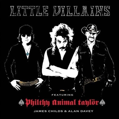 Little Villains - Taylor Made - Vinyl LP