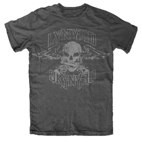 Lynyrd Skynyrd Biker Patch Men's T-Shirt