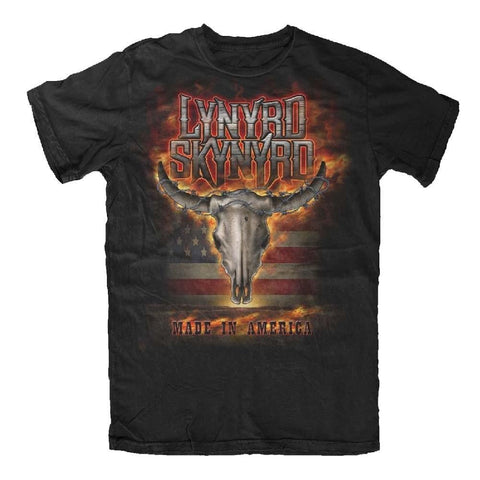 Lynyrd Skynyrd Made in America Men's T-Shirt