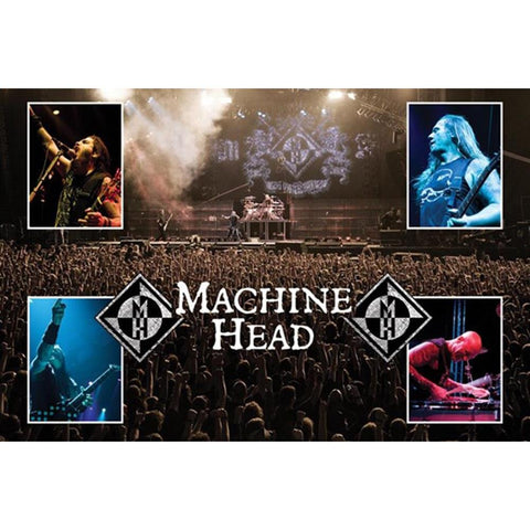 Machine Head Live Poster