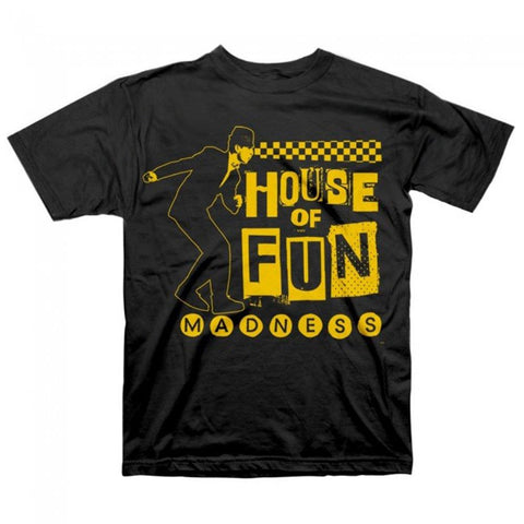 Madness House Of Fun Men's T-Shirt